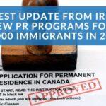 New PR Programs for 90,000 Immigrants in 2021