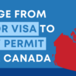 Change from visitor visa to Study Permit inside Canada