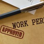 Open work permit
