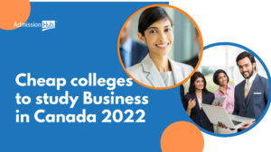 Cheap Colleges to study Business in Canada 2022